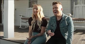 Couple Sings Vince Gill 'Go Rest High On That Mountain' Duet
