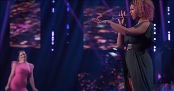 Idol Hopeful Alyssa Wray Sings 'Something In The Water' And Duets With Katharine McPhee