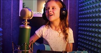 8-Year-Old Viral Voice Sings 'Somewhere Over The Rainbow'