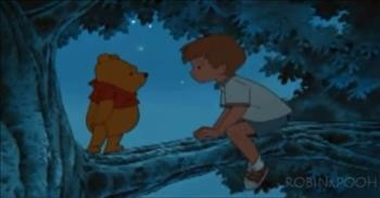 Classic Winnie The Pooh Clip Reminds Us We're 'Stronger Than We Seem'