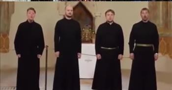 Russian Choir Goes Viral With 'Let My Prayer Arise' Chant