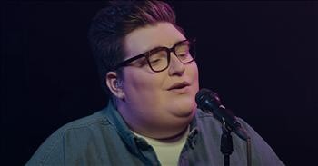 'Great You Are' Jordan Smith Acoustic Performance