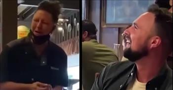 Cracker Barrel Waitress Goes Viral After Impressive Happy Birthday Serenade