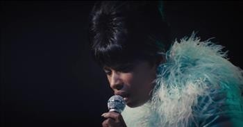 'Respect' Aretha Franklin Feature Film Shares Her Inspiring Journey