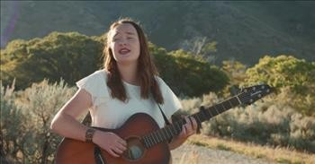 Teen Vocalists Sing Soul-Stirring Rendition Of 'Your Hands'