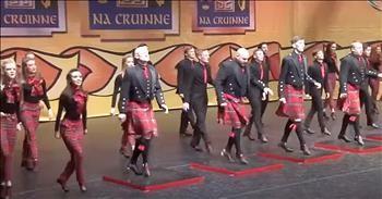Modern Irish Dancers Wow At World Championships
