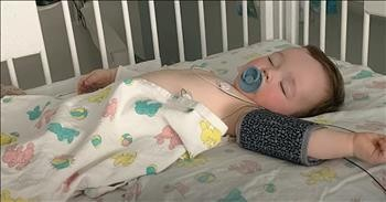 Mom Shares Warning After 18-Month-Old's Symptoms Lead To Serious Health Diagnosis