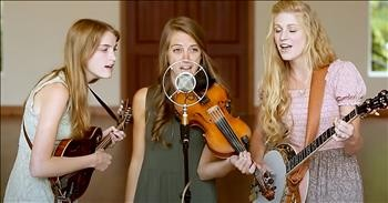 'Come Ye Sinners' The Petersens Bluegrass Performance