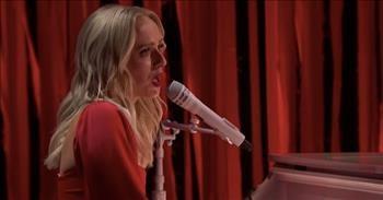 AGT's Madilyn Bailey Performs Inspiring Original Song In Honor Of Her Grandma