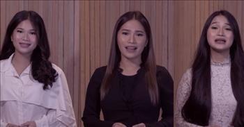 Christian Family Sings 'Goodness Of God' Cover