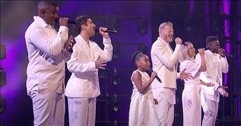 'The Prayer' Pentatonix And Opera Voice Victory Brinker Sing Classic Song On AGT