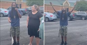 School Custodian Surprised With New Car After Walking To Work Everyday