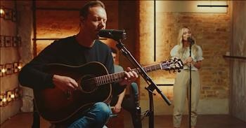 'Hope Of The Ages' Hillsong Worship Acoustic Performance