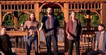 A Cappella Men Of Home Free Perform 'God Bless The Broken Road'