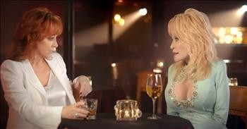 'Does He Love You' Reba McEntire And Dolly Parton Duet