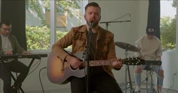 'Healer' Evan Craft Acoustic Performance