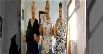 Sister Grandmas Dance to 'The Loco-Motion' in Fun Viral Video