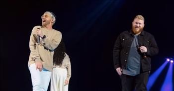 'Edge Of My Seat' Live From TobyMac And Cochren And Co.