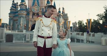 Father And Daughter Perform Classic Disney Duets