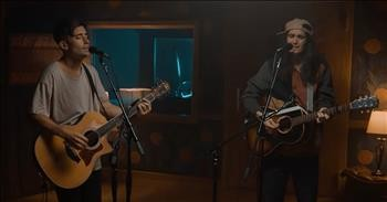 '1,000 Names' Sean Curran And Phil Wickham Acoustic Performance