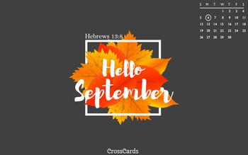 September 2021 - Hello September