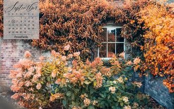 September 2021 - Garden Wall