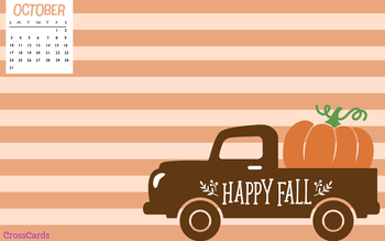 October 2021 - Happy Fall!