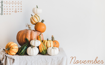 November 2021 - Pumpkins