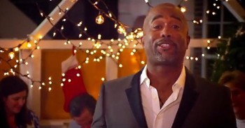What God Wants For Christmas\' - Darius Rucker - Christian Music Videos