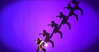FLASHLIGHT COOL LIVE ANIMATION DANCE - JESSIE J - REBECCA RUDOLF -  Inspirational Videos