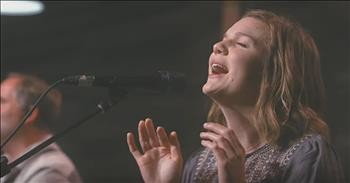 'So Will I (100 Billion X)' - Live Worship From Upper Room - Christian  Music Videos
