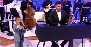 5-Year-Old Gospel Singer Performs 'Pass Me Not, O Gentle Savior