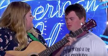 19-Year-Old Auditions For Best Friend With Down's Syndrome - Inspirational  Videos