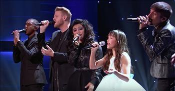 11-Year-Old Irish Singer Performs 'Hallelujah' With Pentatonix -  Inspirational Videos
