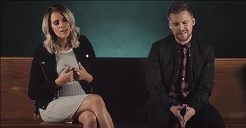Husband And Wife Duo Sing 'Heart of Worship' And 'Here I Am to Worship' -  Christian Music Videos