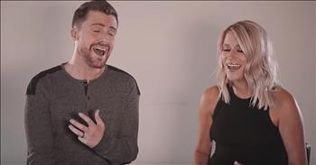 Husband And Wife Sing Classic Praise Medley - Christian Music Videos