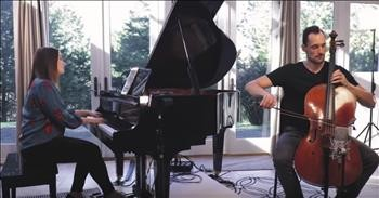 Brooklyn Duo Performs Cover 'Shallow' from A Star is Born (Cello Piano) -  Christian Music Videos