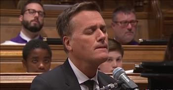 Friends' by Michael W  Smith - Sung at President George H W