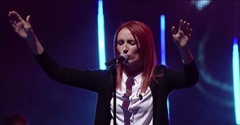 'Open Heaven (River Wild)' Hillsong Worship - Christian Music Videos
