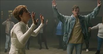 'Hallelujah Here Below' Elevation Worship With Steffany Gretzinger -  Christian Music Videos