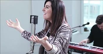 'A Million Saints' Meredith Andrews Live Performance - Christian Music  Videos