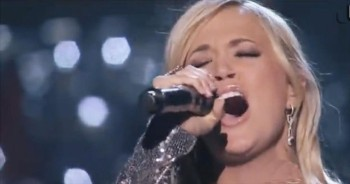 'How Great Thou Art' By Carrie Underwood Incredible Performance! with Vince Gill