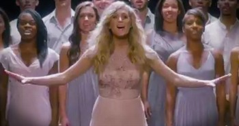Carrie Underwood's Video For Baptism Song 'Something In The Water' Will Have You Saying AMEN!
