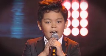 3 Words In, This Boy Turns All The Judges With 'Don't Stop Believing'