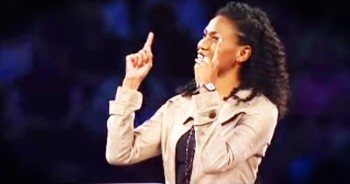 Think You Can't Handle What Life's Given You? Listen To THIS Woman...Wow!