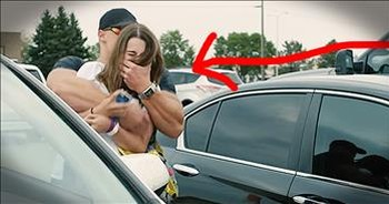 Parking Lot Safety Warning Could Help Save Your Life!