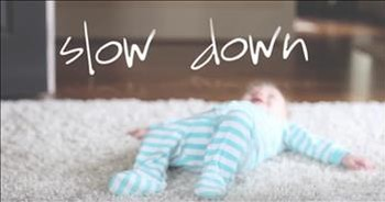 'Slow Down' - Nichole Nordeman's Tearjerking Song From Moms To Their Kids