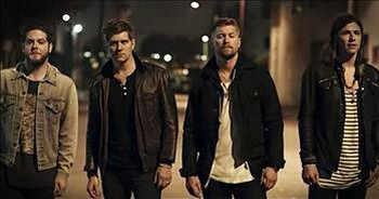 'Happiness' - Incredible Message From NEEDTOBREATHE