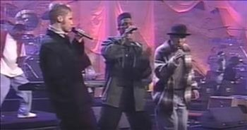 dc Talk Amazes With Jesus Is Still Alright (Remix) on the Tonight Show