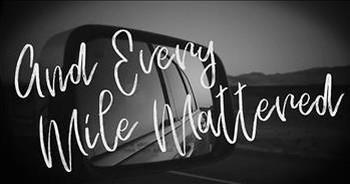 'Every Mile Mattered' - Nichole Nordeman
